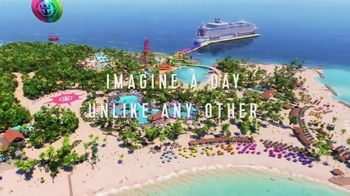Royal Caribbean Cruise Lines TV Spot, 'Perfect Day at CocoCay' Song by Daphne Willis - Thumbnail 9