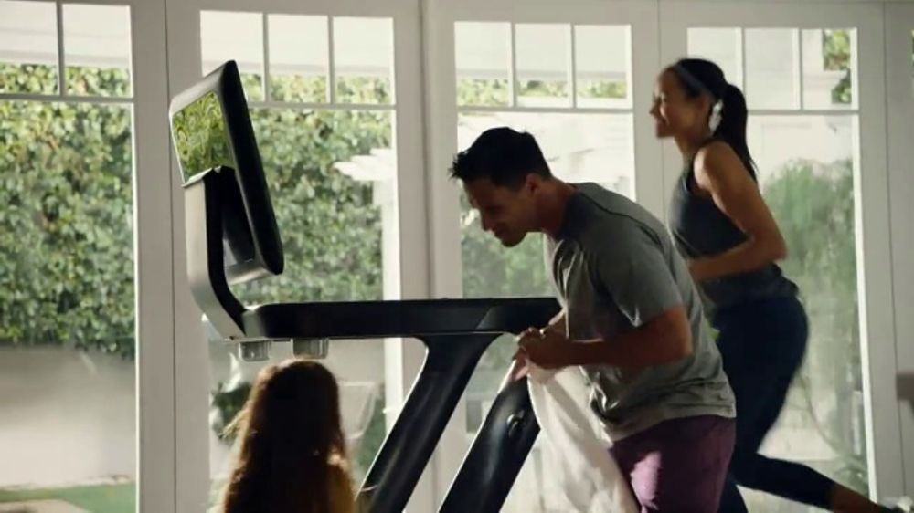 Peloton Tread Tv Commercial Uncharted Song By Ac Dc