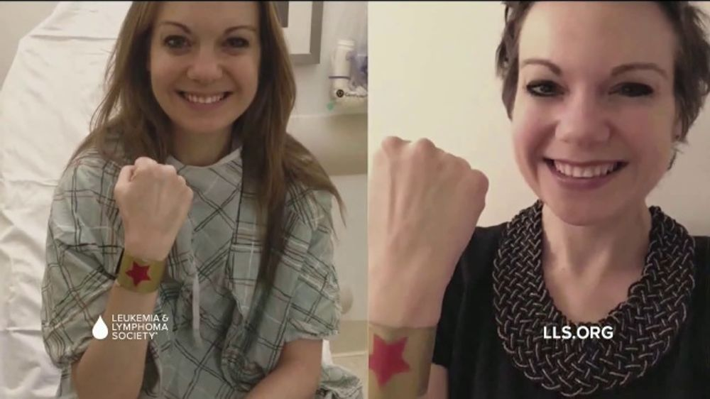 The Leukemia & Lymphoma Society TV Commercial, 'Beating Cancer Is in Our Blood: Jessica Melore'