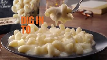 Lean Cuisine Marketplace Vermont White Cheddar Mac & Cheese TV Spot, 'This Year: Dig Into Lunch'