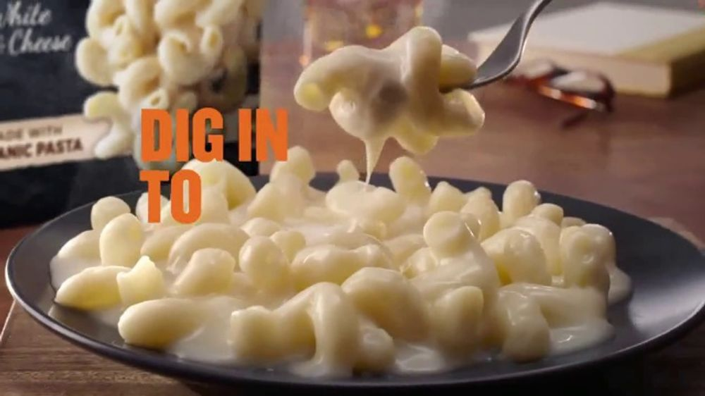Lean Cuisine Marketplace Vermont White Cheddar Mac & Cheese TV Commercial, 'This Year: Dig Into Lunc