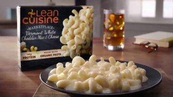 Lean Cuisine Marketplace Vermont White Cheddar Mac & Cheese TV Spot, 'This Year: Dig Into Lunch' - Thumbnail 7