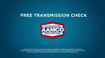 AAMCO Transmissions TV Spot, 'Sounds Like: Transmission Diagnosis' - Thumbnail 8