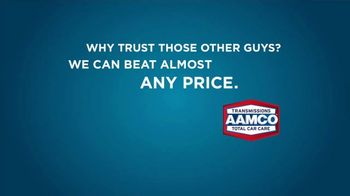 AAMCO Transmissions TV Spot, 'Sounds Like: Transmission Diagnosis' - Thumbnail 6