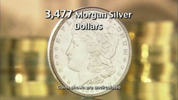 National Collector\'s Mint TV Spot, \'Morgan Silver Dollar: Bulletin\'