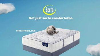 Serta Perfect Sleeper Year End Super Savings Event TV Spot, 'From Sorta to Serta: Ann Marie Peebles' - Thumbnail 4