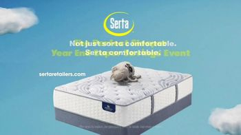 Serta Perfect Sleeper Year End Super Savings Event TV Spot, 'From Sorta to Serta: Ann Marie Peebles' - Thumbnail 5