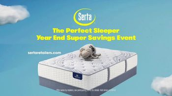 Serta Perfect Sleeper Year End Super Savings Event TV Spot, 'From Sorta to Serta: Ann Marie Peebles' - Thumbnail 6
