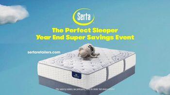 Serta Perfect Sleeper Year End Super Savings Event TV Spot, 'From Sorta to Serta: Ann Marie Peebles' - Thumbnail 7