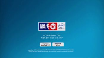 NBA on TNT VR App TV Spot, 'Courtside Anywhere' - Thumbnail 8