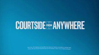 NBA on TNT VR App TV Spot, 'Courtside Anywhere' - Thumbnail 7