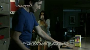 Shot B Ginseng Power TV Spot, 'Capacidad mental y física' [Spanish] - Thumbnail 2