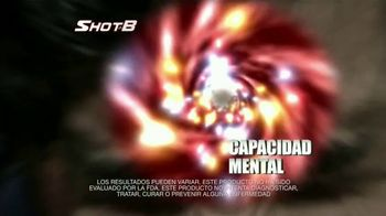 Shot B Ginseng Power TV Spot, 'Capacidad mental y física' [Spanish] - Thumbnail 4