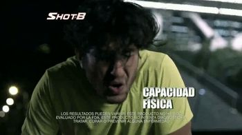 Shot B Ginseng Power TV Spot, 'Capacidad mental y física' [Spanish] - Thumbnail 6