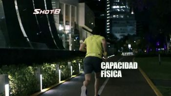 Shot B Ginseng Power TV Spot, 'Capacidad mental y física' [Spanish]