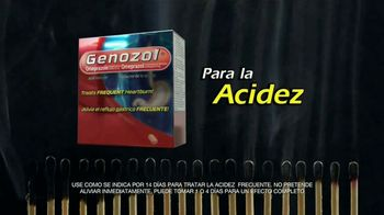 Genozol TV Spot, 'Alivia la acidez' [Spanish] - Thumbnail 9
