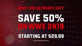 WWE 2K19 TV Spot, 'Accolades: Save 50%' - Thumbnail 8