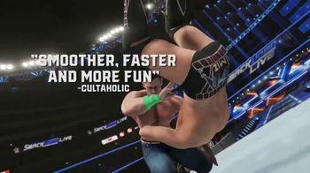 WWE 2K19 TV Spot, 'Accolades: Save 50%' - Thumbnail 2