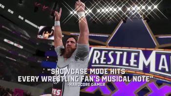 WWE 2K19 TV Spot, 'Accolades: Save 50%' - Thumbnail 6