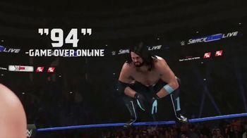 WWE 2K19 TV Spot, 'Accolades: Save 50%' - Thumbnail 7