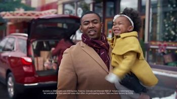 Chevrolet Employee Discount for Everyone Sales Event TV Spot, '2018 Holidays: Real Families' [T2] - Thumbnail 5