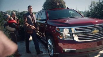 Chevrolet Employee Discount for Everyone Sales Event TV Spot, '2018 Holidays: Real Families' [T2] - Thumbnail 6