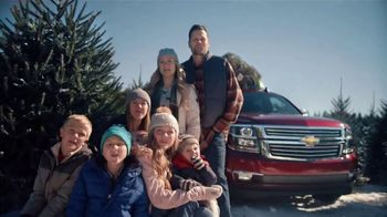 Chevrolet Employee Discount for Everyone Sales Event TV Spot, '2018 Holidays: Real Families' [T2] - Thumbnail 7