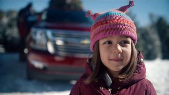 Chevrolet Employee Discount for Everyone Sales Event TV Spot, 'Holidays: Real Families' [T2]