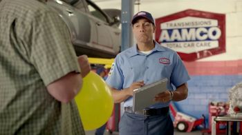 AAMCO Transmissions TV Spot, 'Sounds Like: $200 Rebate'