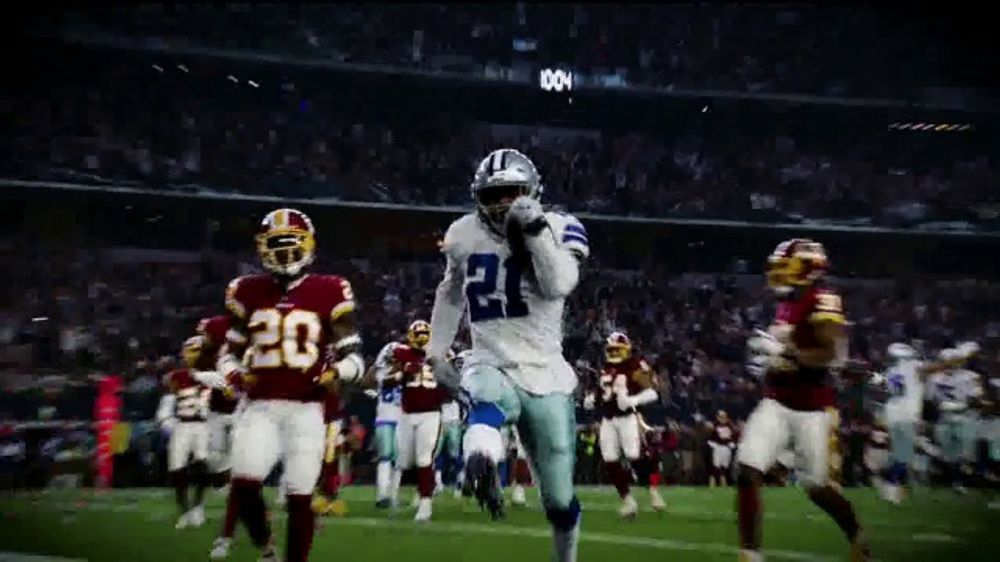 Pizza Hut TV Commercial, 'NFL Home Field Advantage: Cowboys at Home'