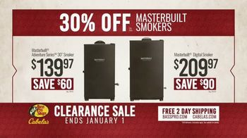 Bass Pro Shops Clearance Sale TV Spot, 'MasterBuilt Smokers' - Thumbnail 5