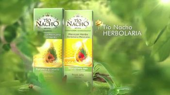 Tío Nacho Mexican Herbs TV Spot, 'Cabello fuerte y brillante' [Spanish] - Thumbnail 8