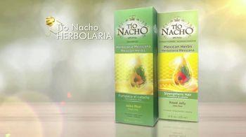 Tío Nacho Mexican Herbs TV Spot, 'Cabello fuerte y brillante' [Spanish] - Thumbnail 2