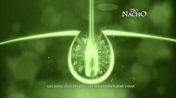Tío Nacho Mexican Herbs TV Spot, 'Cabello fuerte y brillante' [Spanish] - Thumbnail 5