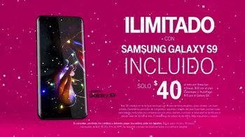 T-Mobile Unlimited TV Spot, 'Reacciones: Galaxy S9' [Spanish] - Thumbnail 4