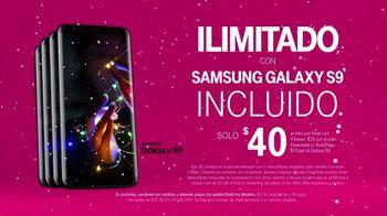 T-Mobile Unlimited TV Spot, 'Reacciones: Galaxy S9' [Spanish] - Thumbnail 6