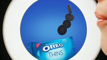 Oreo Thins TV Spot, 'A Thin Twist' - Thumbnail 8