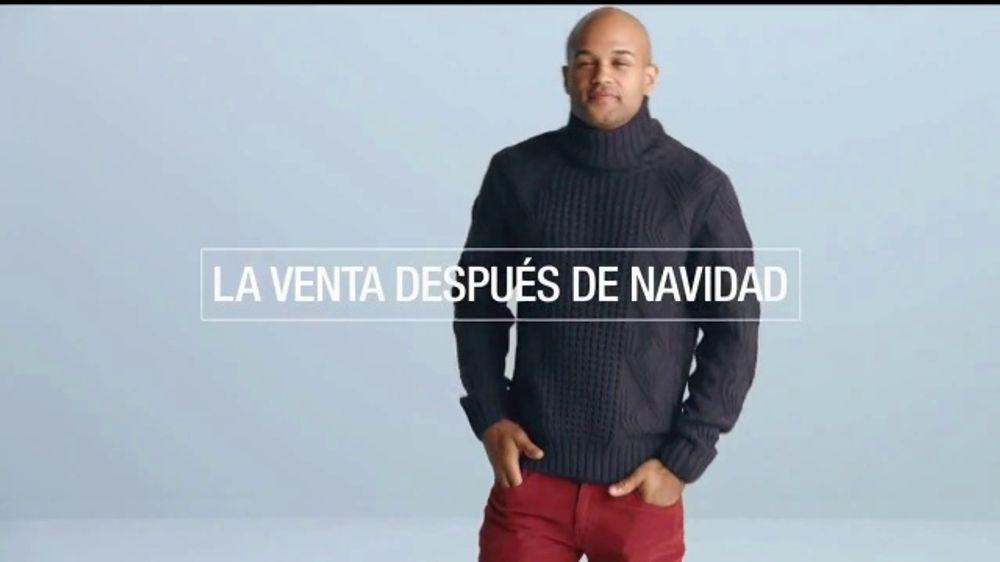 a434d2597 Macy s La Venta Después de Navidad TV Commercial