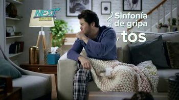 Next Nighttime Cold & Flu Relief TV Spot, 'Sinfonía de gripa' [Spanish] - Thumbnail 2