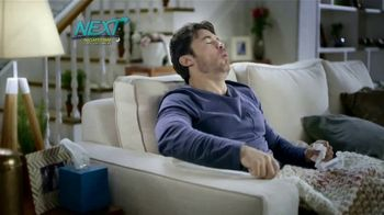 Next Nighttime Cold & Flu Relief TV Spot, 'Sinfonía de gripa' [Spanish] - Thumbnail 3