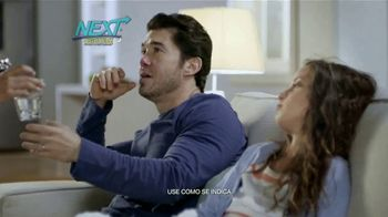 Next Nighttime Cold & Flu Relief TV Spot, 'Sinfonía de gripa' [Spanish] - Thumbnail 7