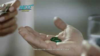 Next Nighttime Cold & Flu Relief TV Spot, 'Sinfonía de gripa' [Spanish] - Thumbnail 8