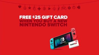 GameStop Game Days Sale TV Spot, 'Santa Freak Out: Gift Card and Games Offer' - Thumbnail 8