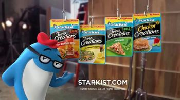 StarKist Tuna Creations TV Spot, 'Action' Feat. Candace Cameron Bure - Thumbnail 10