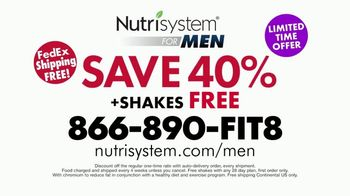 Nutrisystem for Men TV Spot, 'Perfect Balance' - Thumbnail 10
