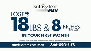 Nutrisystem for Men TV Spot, 'Perfect Balance' - Thumbnail 4