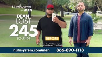 Nutrisystem for Men TV Spot, \'Perfect Balance\'