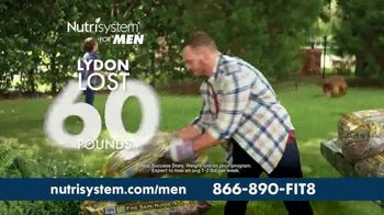 Nutrisystem for Men TV Spot, 'Perfect Balance' - Thumbnail 9