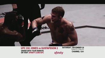 UFC 232 TV Spot, 'Jones vs. Gustafsson 2: Fire' Song by Willyecho - 12 commercial airings
