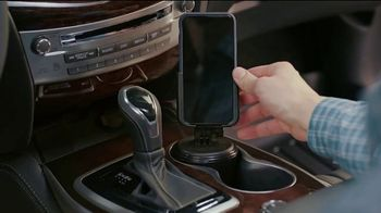WeatherTech CupFone TV Spot, 'When Your Hands Are Busy'